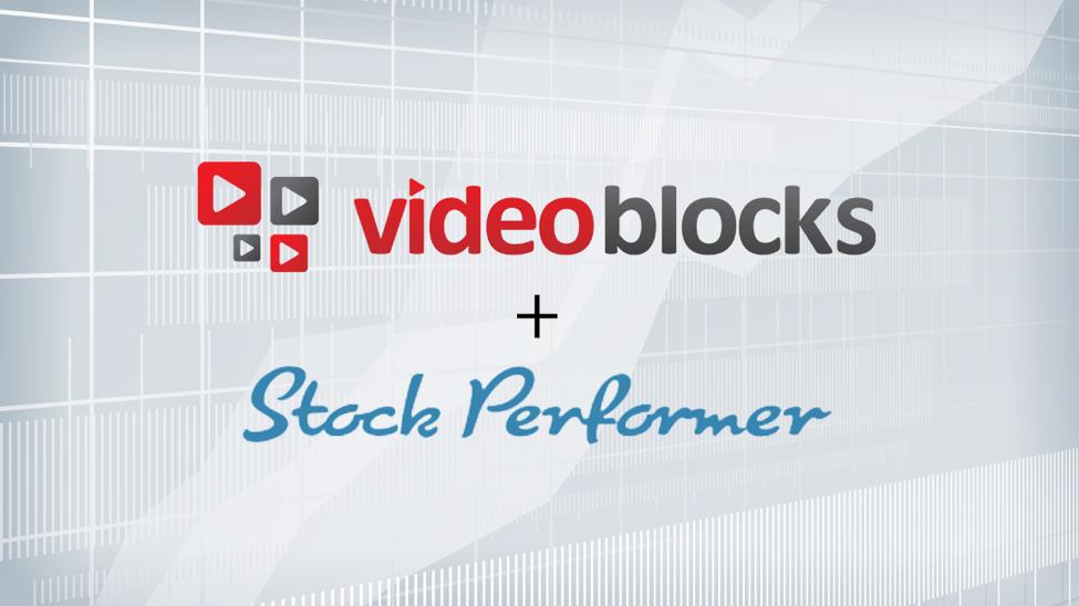 VideoBlocks and StockPerformer